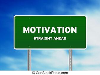 מוטיבציה, סימן של רחוב