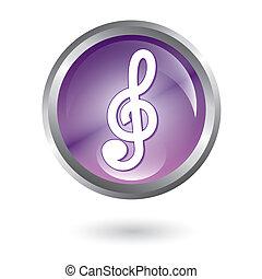 מוסיקה, איקונים