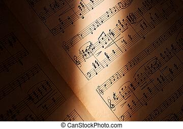 מוסיקה, הסבר