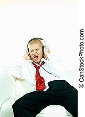 מוסיקה, הקשב