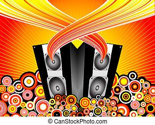מוסיקה, התפוצץ