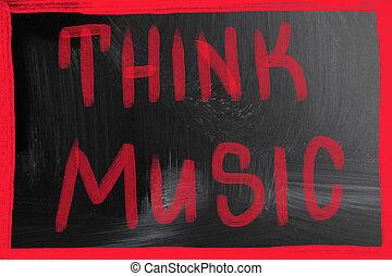מוסיקה, חשוב