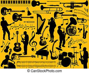 מוסיקה, יסודות