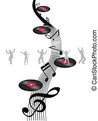 מוסיקה, לרקוד, ראה