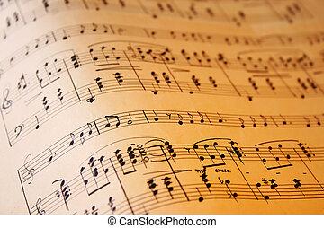 מוסיקה, קרזל
