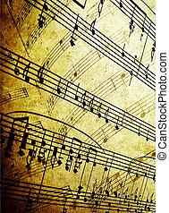 מוסיקה של דף