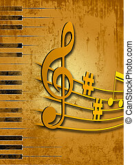 מוסיקה