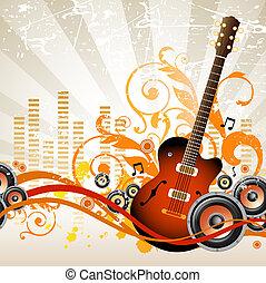 מוסיקלי, רקע