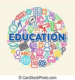 מושג, חינוך, דוגמה