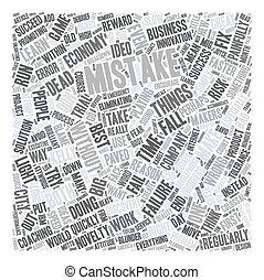 מושג, טקסט, עשה, איך, wordcloud, טעויות, רקע