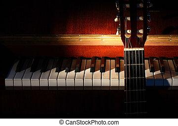 מושג, מוסיקה
