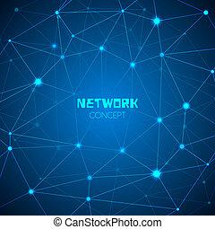 מושג מופשט, טכנולוגיה, רשת