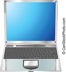 מחשב נייד, ישר, דוגמה