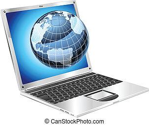מחשב נייד, מושג, גלובוס