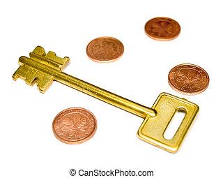 מטבעות, הקלד, יורו