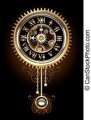 מטוטלת, שעון