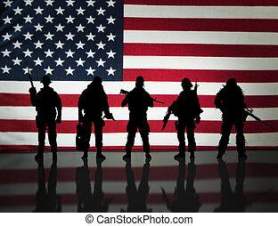 מיוחד, כוחות של צבא