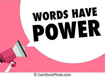 מילים, בעלת, הנע
