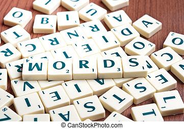 מילים