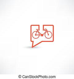 מירוץ של אופניים