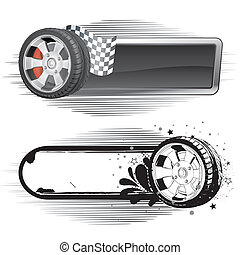 מכונית, יסוד, רוץ