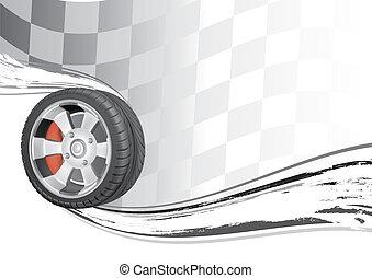מכונית, רוץ