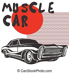 מכונית, שריר