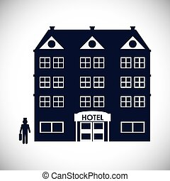 מלון, עצב