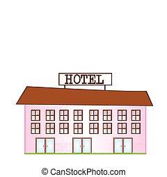 מלון, ציור היתולי