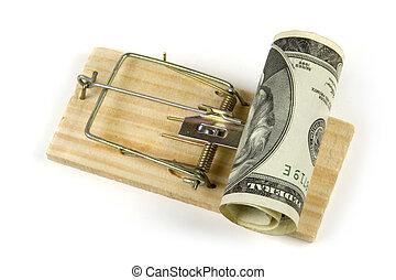מלכודת של כסף