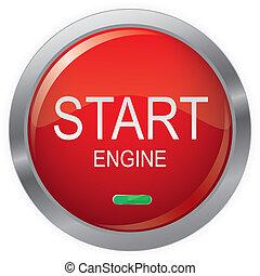 מנוע, התחיל
