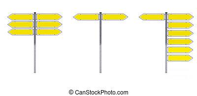 מעל, תנועה, רקע לבן, סימנים