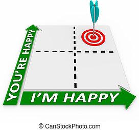 מעניין, אתה, משותף, מטריצה, ספק, שכיח, אני, שמח