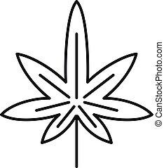מריחואנה, סיגנון, התמכרות, תאר, איקון
