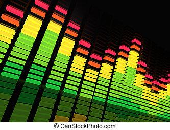 משוואה, מוסיקה