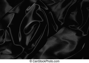 משי, שחור
