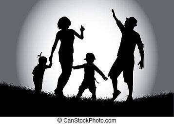 משפחה, לך