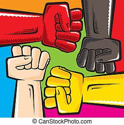 נגד, גזענות