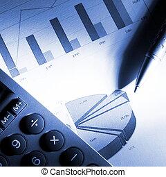 נתונים, כספי, לנתח