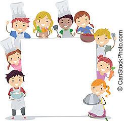 סוגים, בישול, עלה