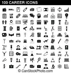 סיגנון, איקונים, קריירה, קבע, 100, פשוט