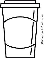 סיגנון, קפה, התמכרות, תאר, איקון