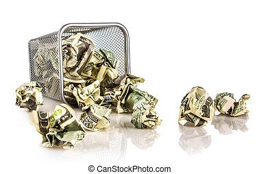 סל, כסף