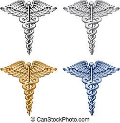 סמל רפואי, כאדאכיאס