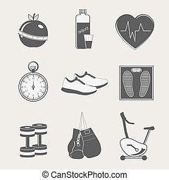 ספורט, כושר גופני, קבע