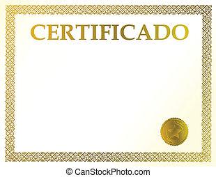 ספרדי, תעודה, טופס