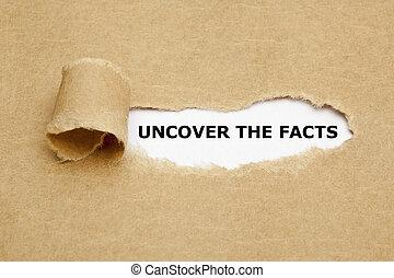עובדות, גלה