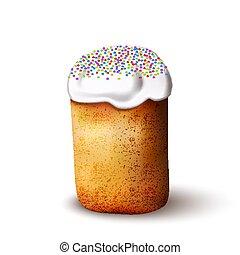 עוגה, לבן, חג הפסחה, הפרד, רקע