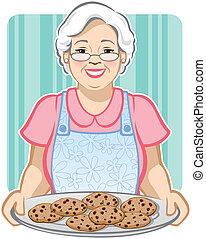 עוגיות, grandma's