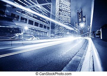 עירוני, תחבורה, רקע